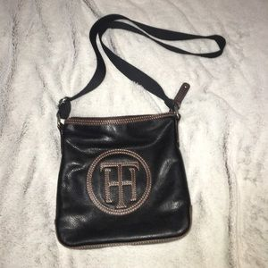 Leather Tommy Hilfiger purse